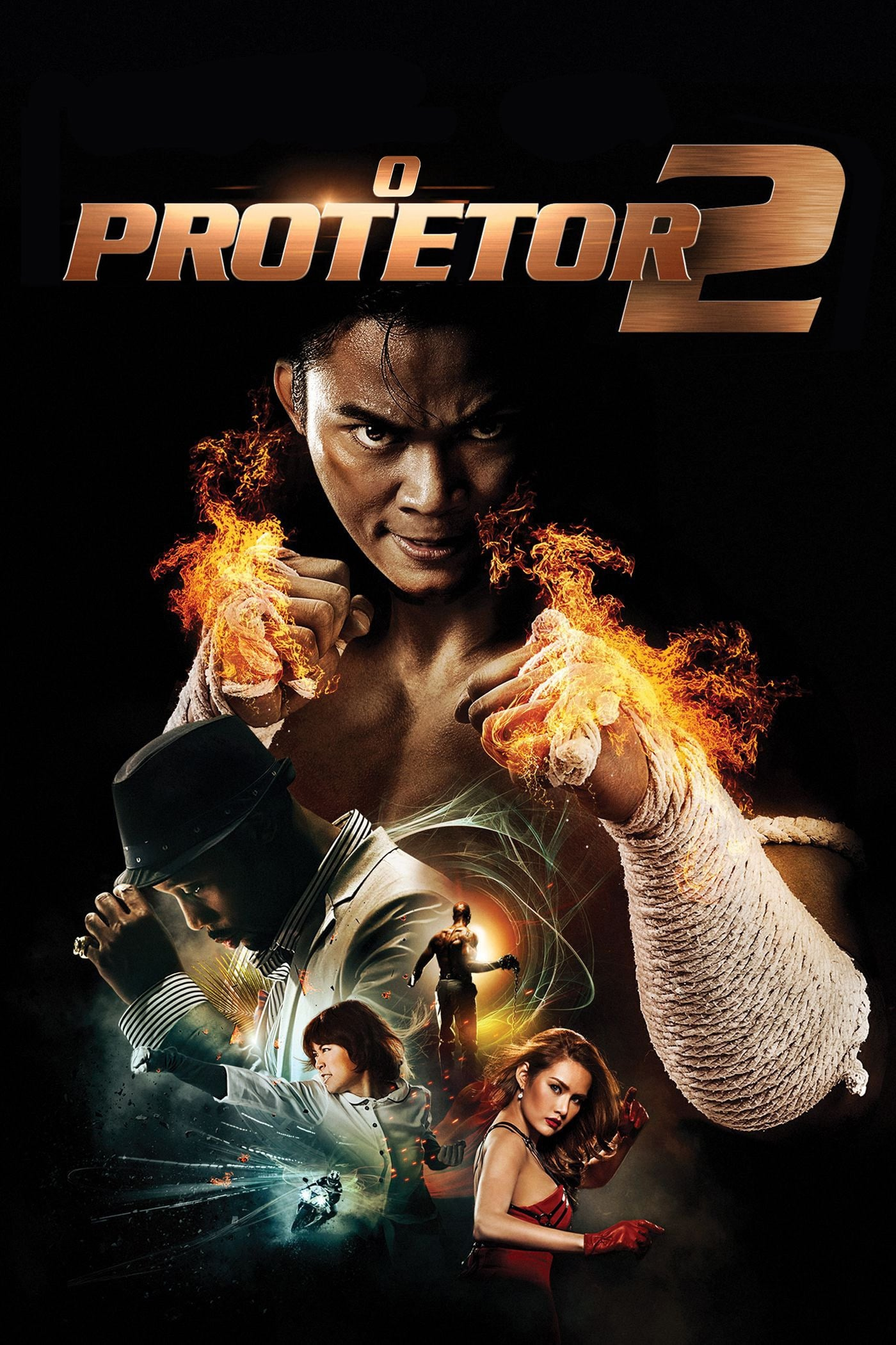 The Protector 2 on FREECABLE TV