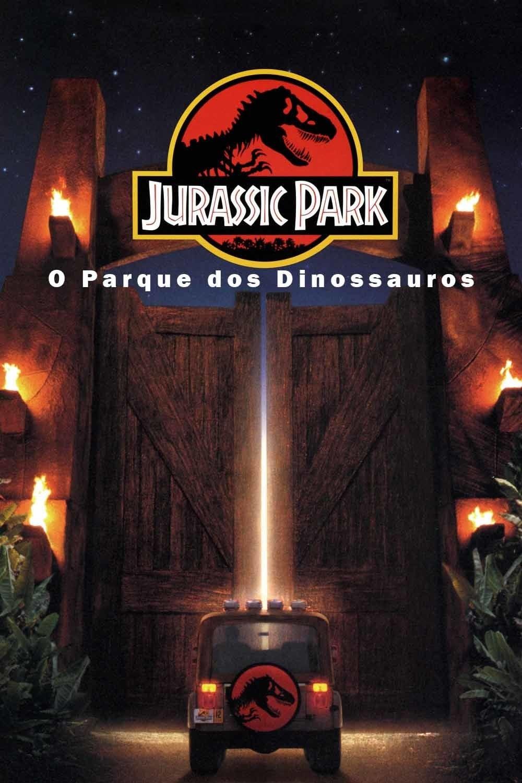 capa Jurassic Park: O Parque dos Dinossauros