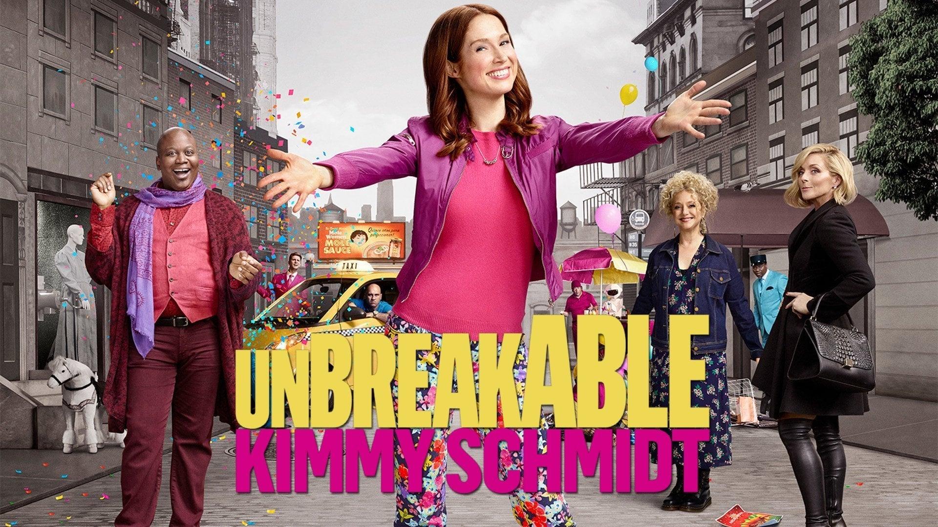 Interactieve special Unbreakable Kimmy Schmidt begin augustus op Netflix