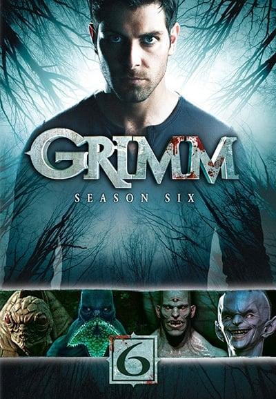 Grimm Season 6 Complete