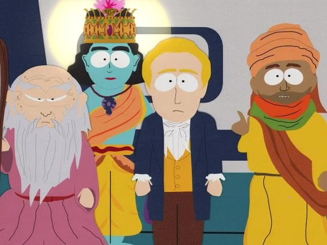 South Park Season 5 :Episode 3  Super Best Friends