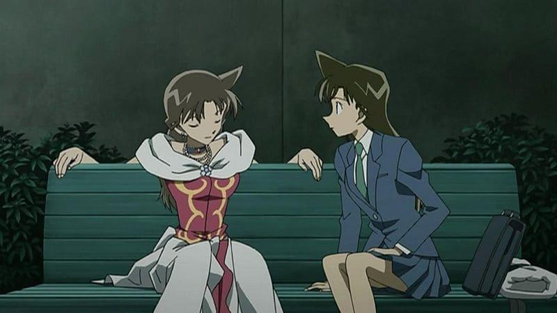 Case Closed Season 0 :Episode 22  Lupin III vs. Detective Conan
