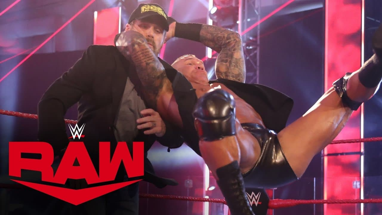 WWE Raw Season 28 :Episode 33  August 17, 2020