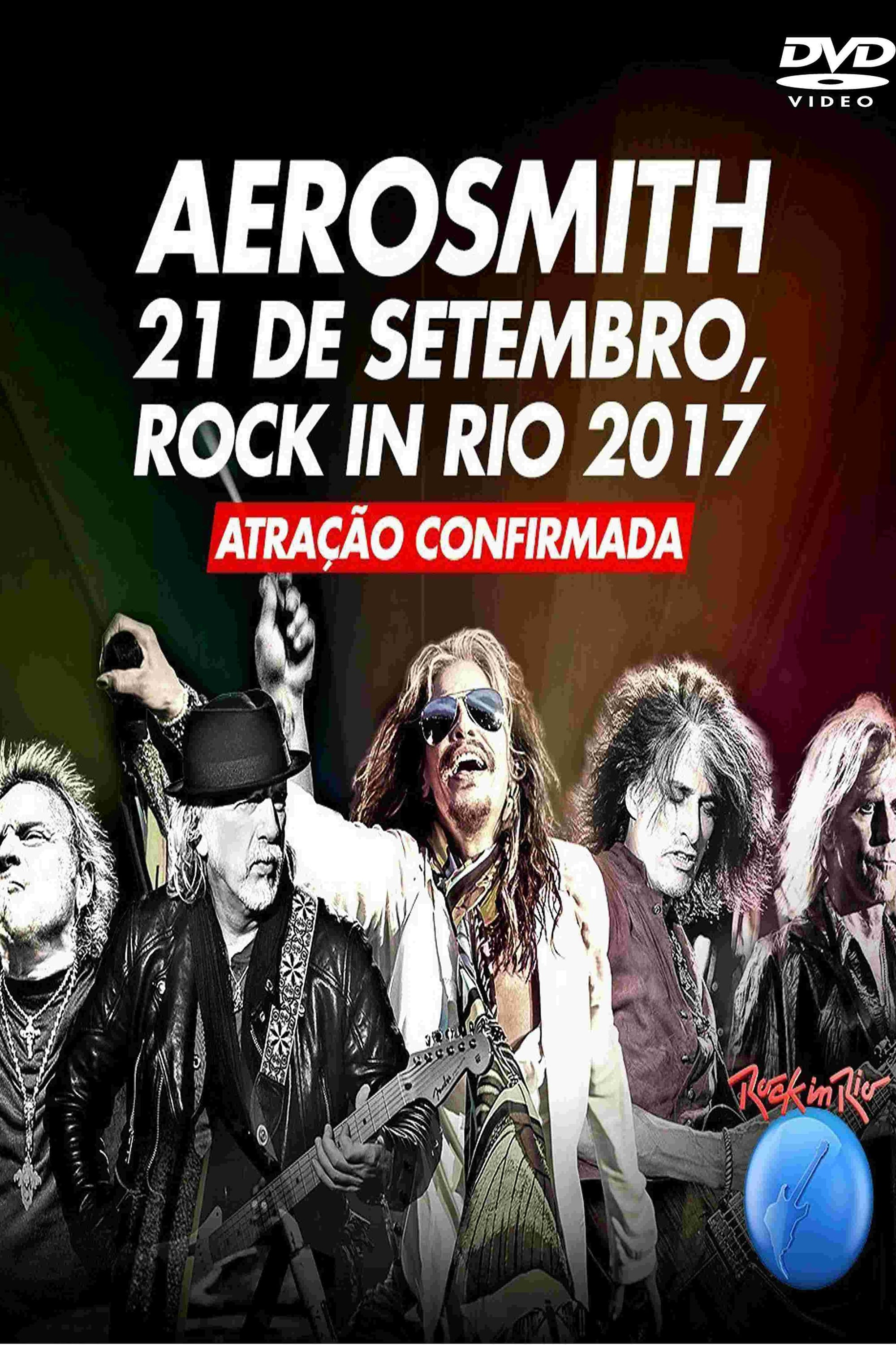 Aerosmith: Rock in Rio 2017 (2017)