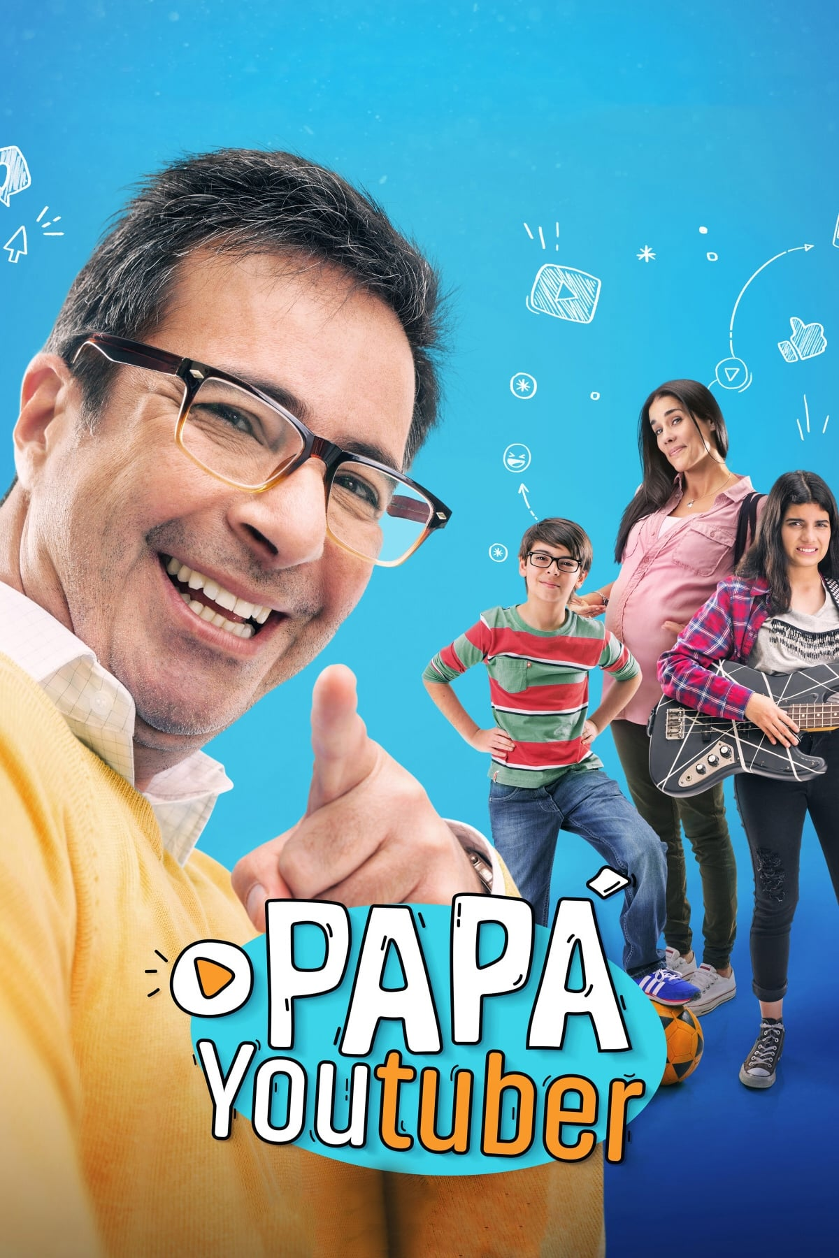 watch Papá Youtuber 2019 Stream online free