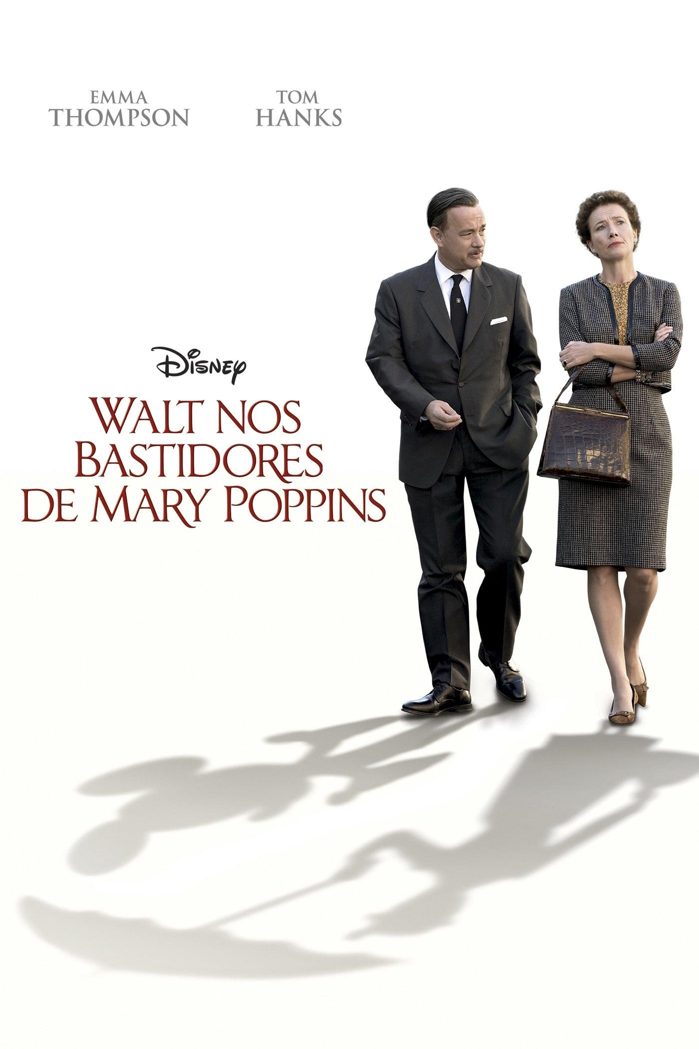 Walt nos Bastidores de Mary Poppins Dublado