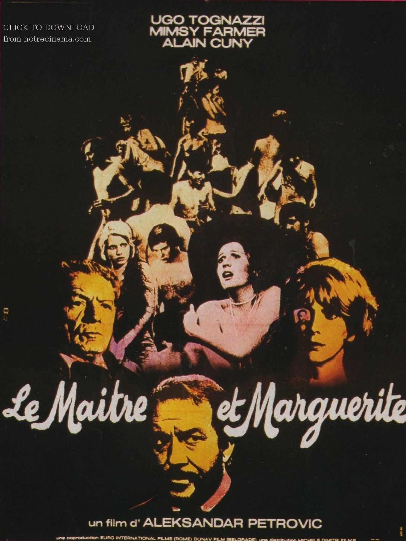 Le maître et Marguerite streaming sur libertyvf