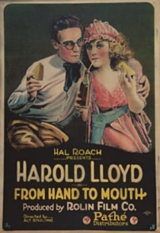 From Hand to Mouth (1919)
