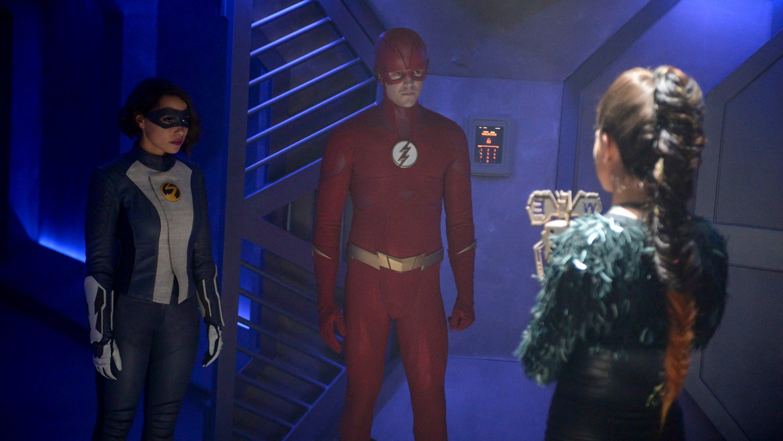 The Flash: 5x7