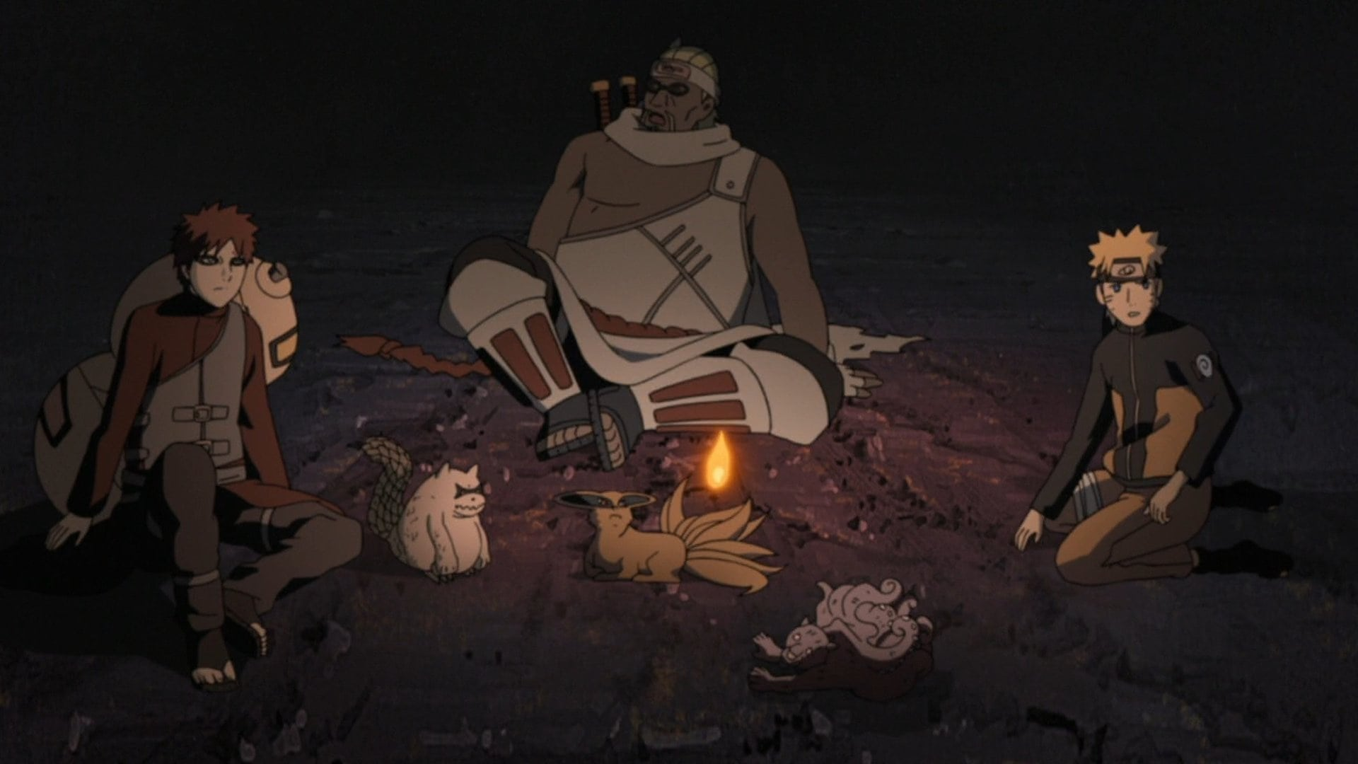 Naruto Shippūden Season 20 :Episode 429  Killer Bee's Rap Chronicles: Scroll of Heaven