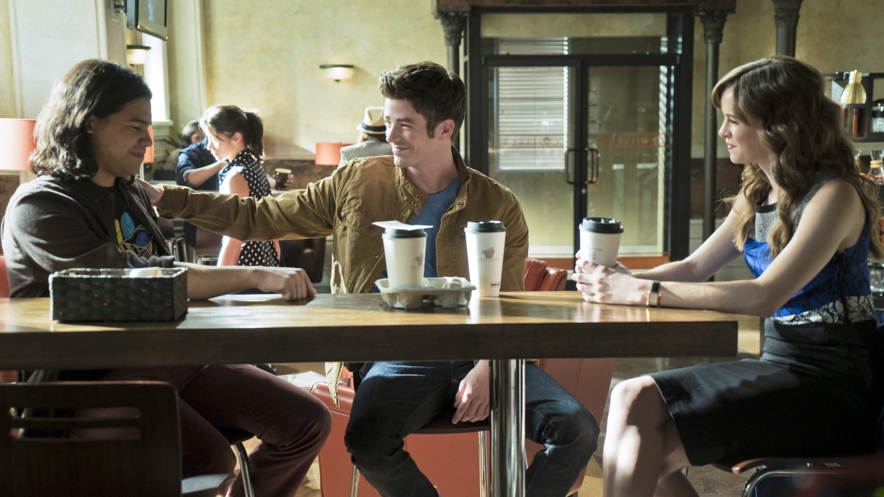 The Flash Season 2 :Episode 5  Licht in der Dunkelheit