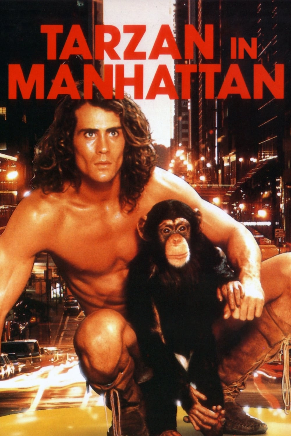 Tarzan in Manhattan (1989)