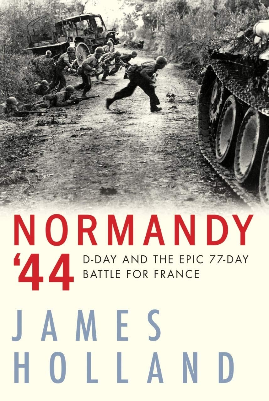 Normandy '44: The Battle Beyond D-Day (2014)