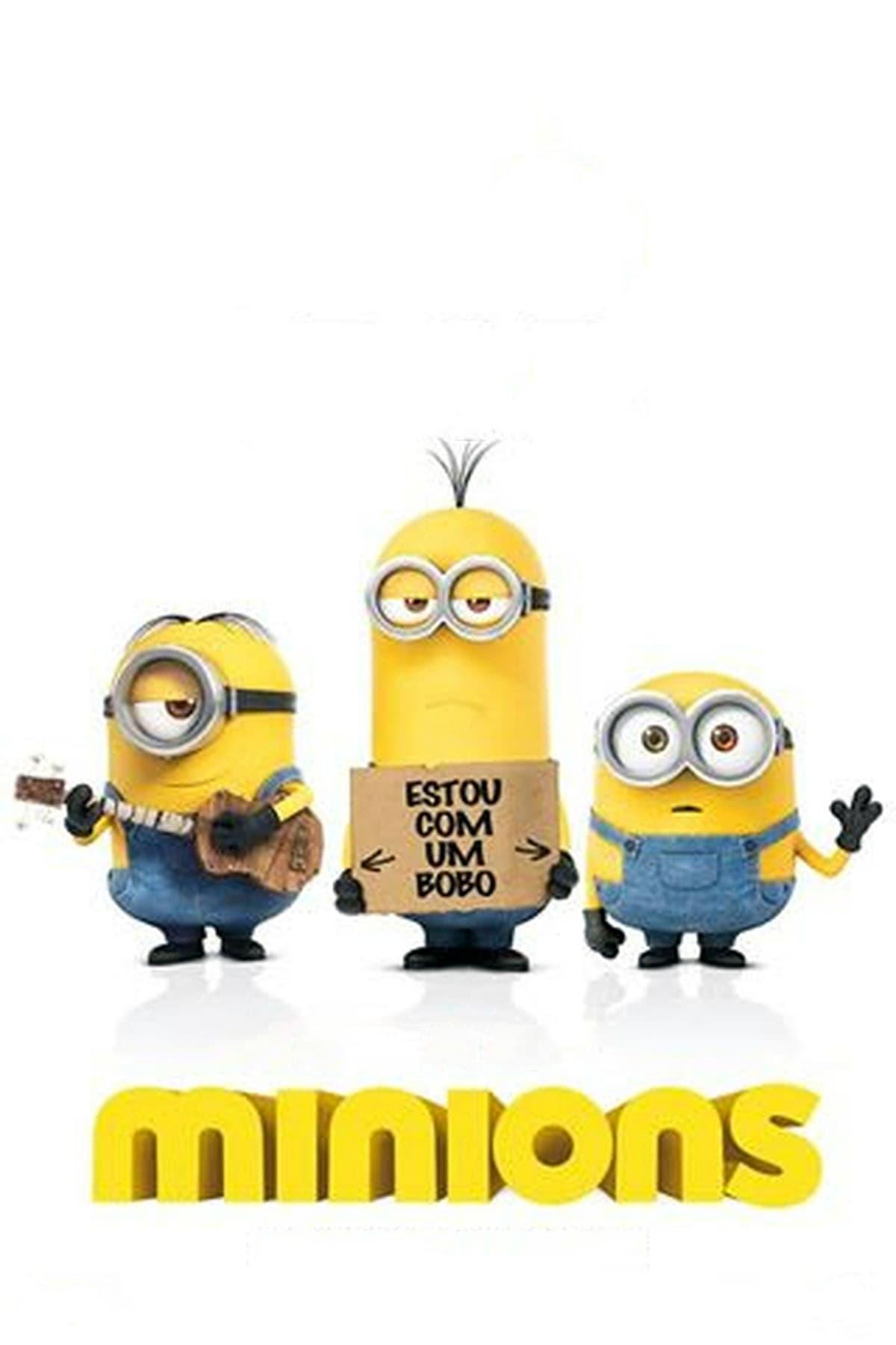 Minions: O Filme Dublado