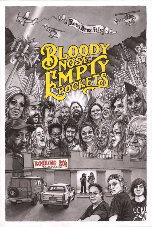 voir film Bloody Nose, Empty Pockets streaming