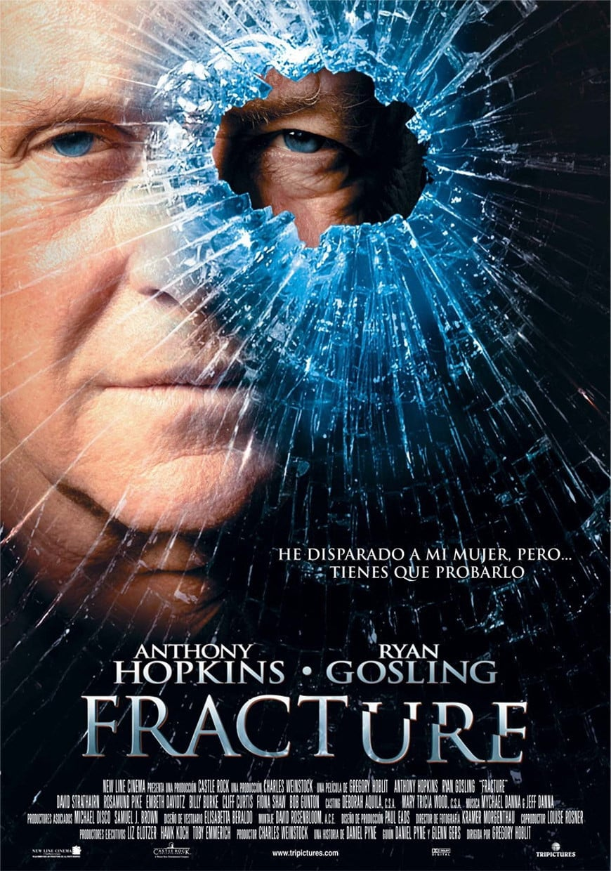Póster Fracture