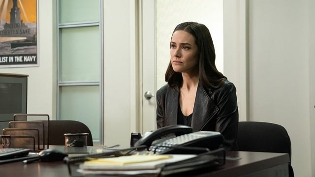 The Blacklist Season 7 :Episode 13  Newton Purcell