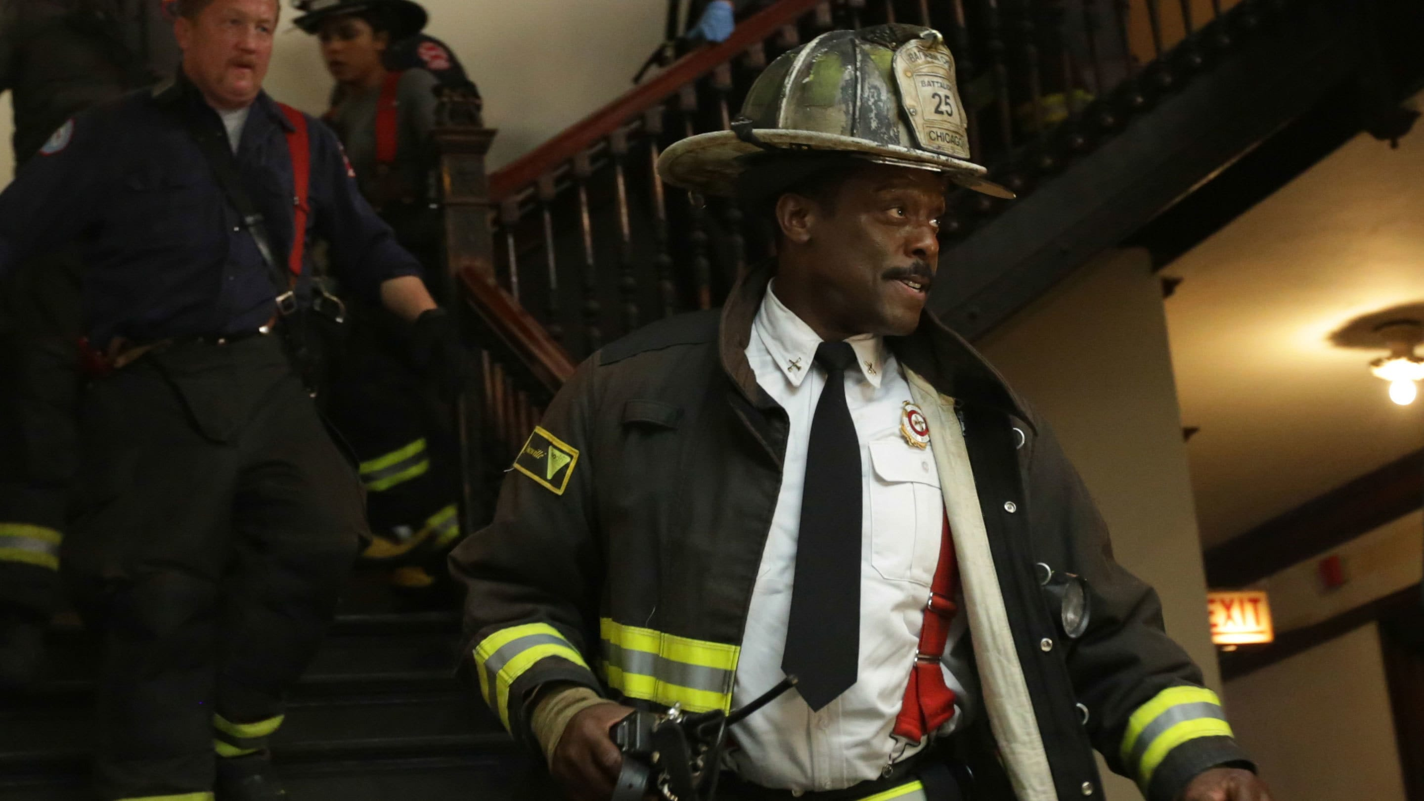 Chicago Fire Season 3 :Episode 5  Prioritäten