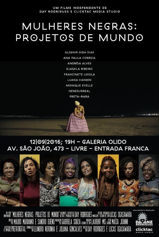Ver Mulheres Negras: Projetos de Mundo Online HD Español (2016)