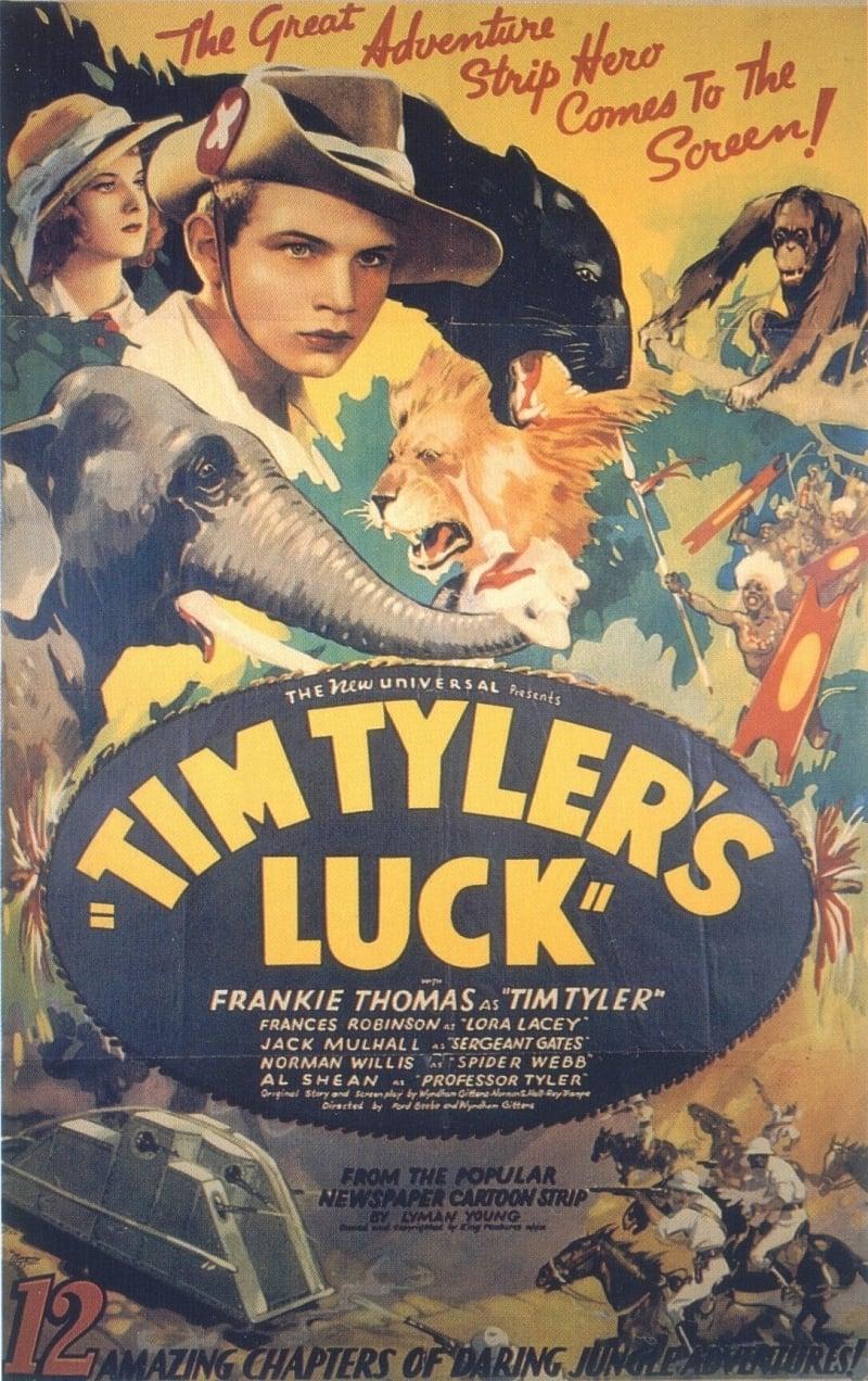 Tim Tyler's Luck (1937)