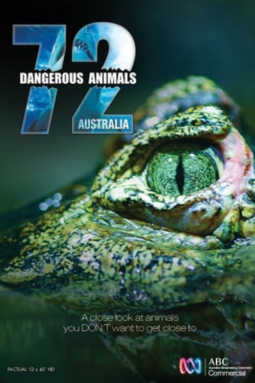 72 Dangerous Animals: Australia (2014) 128Kbps 23Fps DD+ 2Ch TR NF Audio SHS