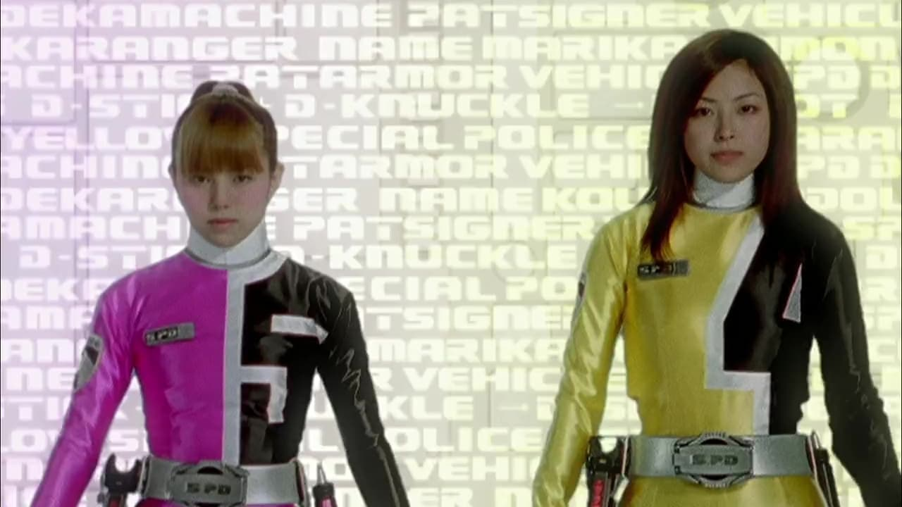 Super Sentai Season 28 :Episode 17  Twin Cam Angel