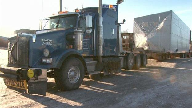 Ice Road Truckers Season 4 :Episode 12  The Dalton Strikes Back