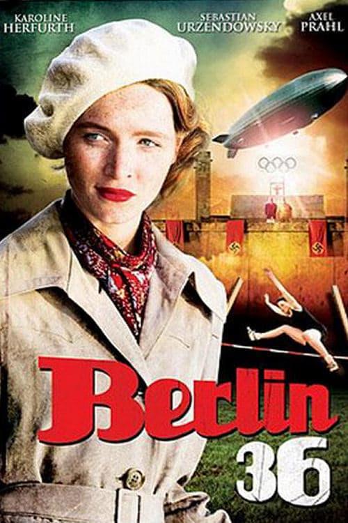 Berlynas 1936-aisiais / Berlin '36 (2009) žiūrėti online