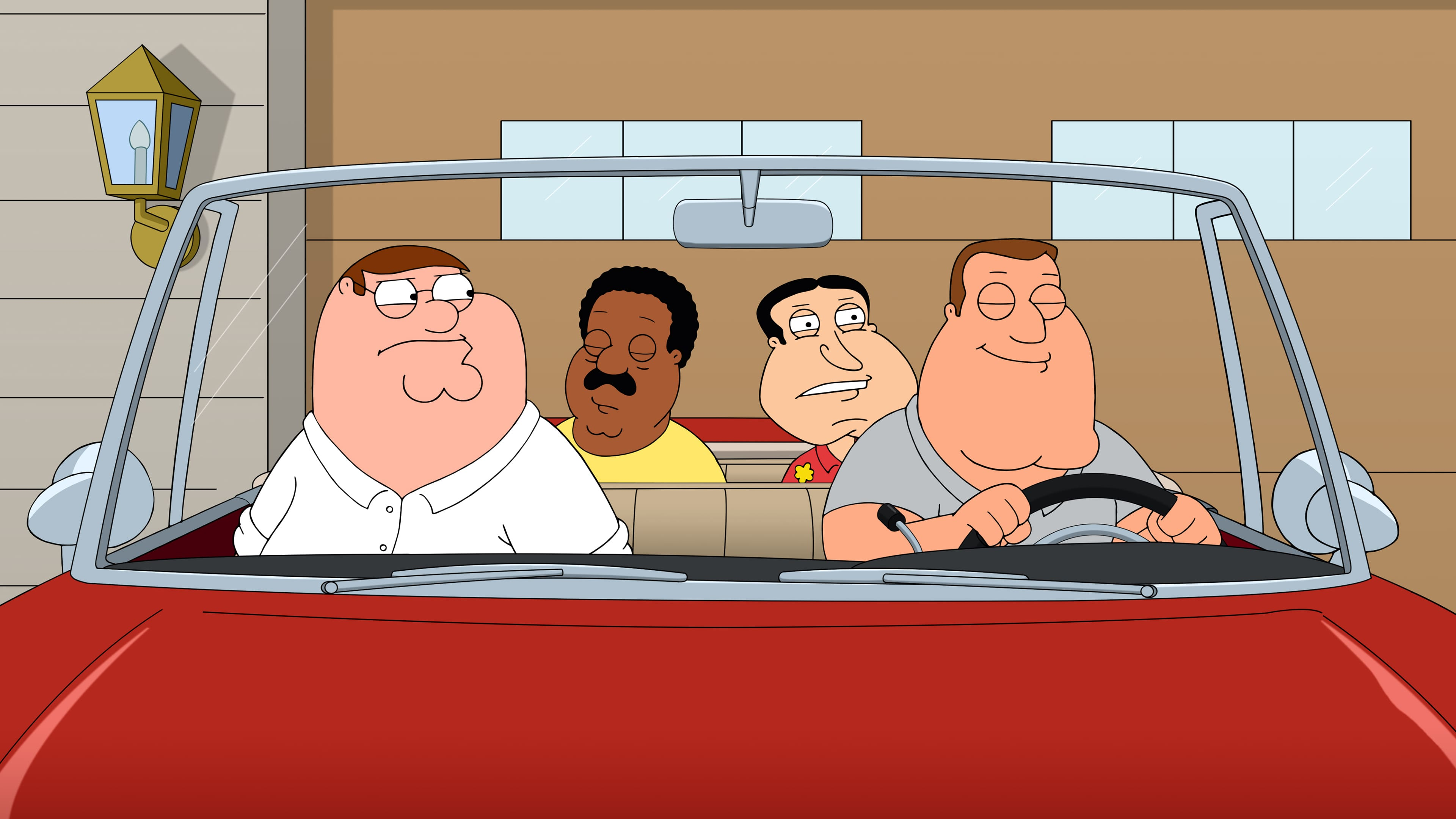 Family Guy Season 19 :Episode 11  Boy's Best Friend