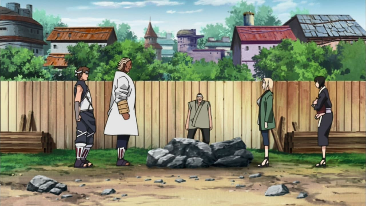 Naruto Shippūden Season 13 :Episode 286  Things You Can't Get Back