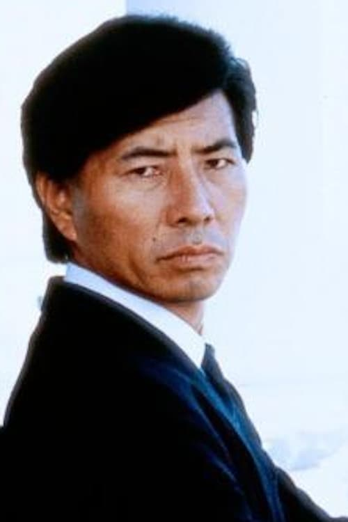 Sho Kosugi / Passerby in Coat with Cap Pulled Down