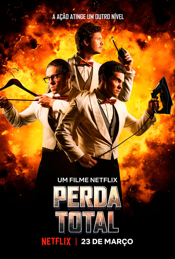 Perda Total Torrent (2018) WEB-DL 1080p Download Dual Áudio 5.1 Dublado