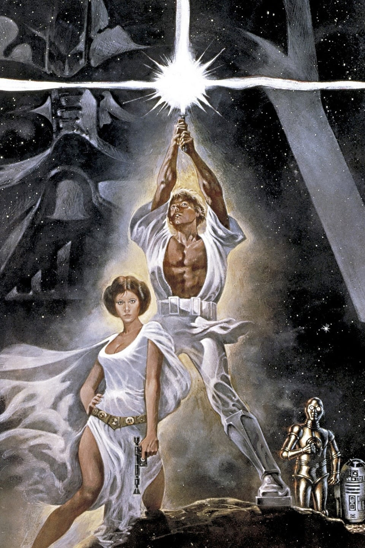 Ver Star Wars – a new hope – Despecialized Edition HD Online HD Español ()