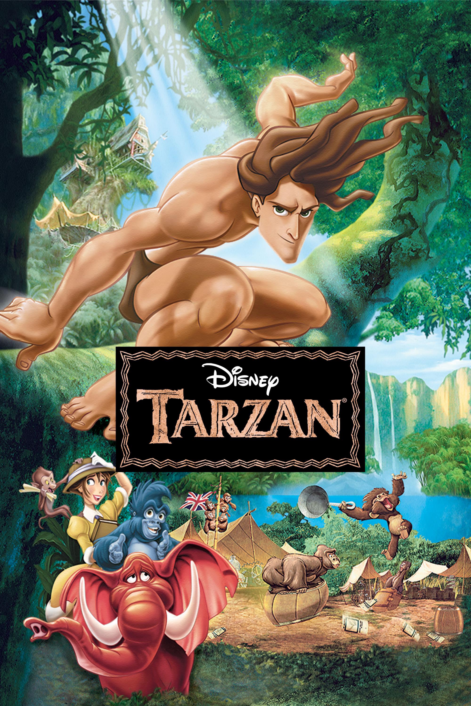 Tarzan Disney Dublado