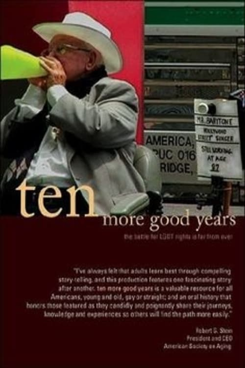 Ver Ten More Good Years Online HD Español (2007)