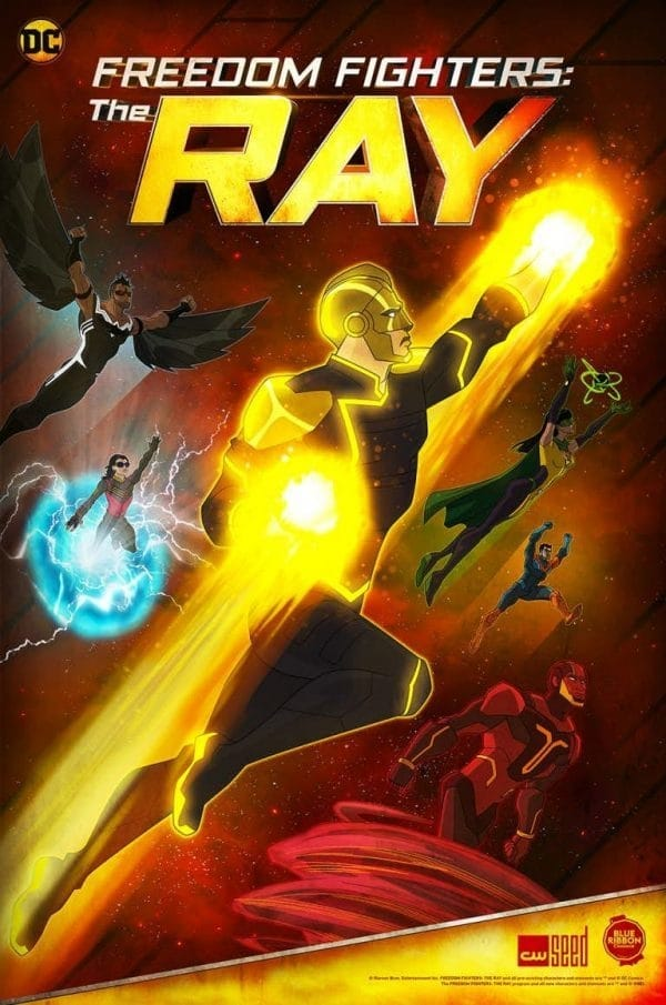 Freedom Fighters: The Ray (2017)