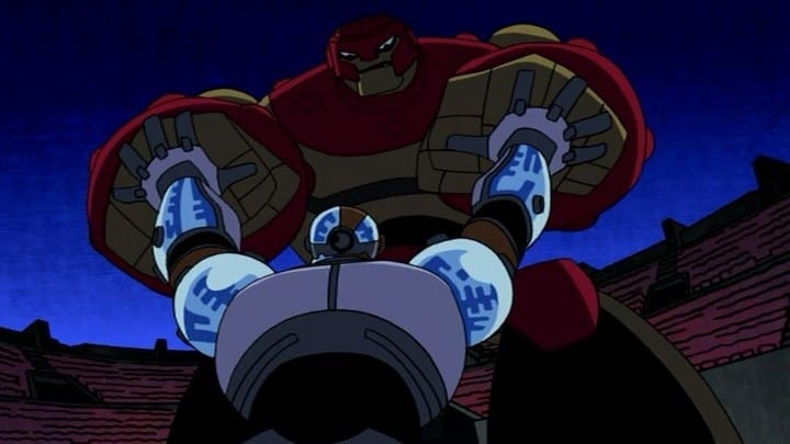 Teen Titans Only Human 2004 - Backdrops  Stills  The -3656