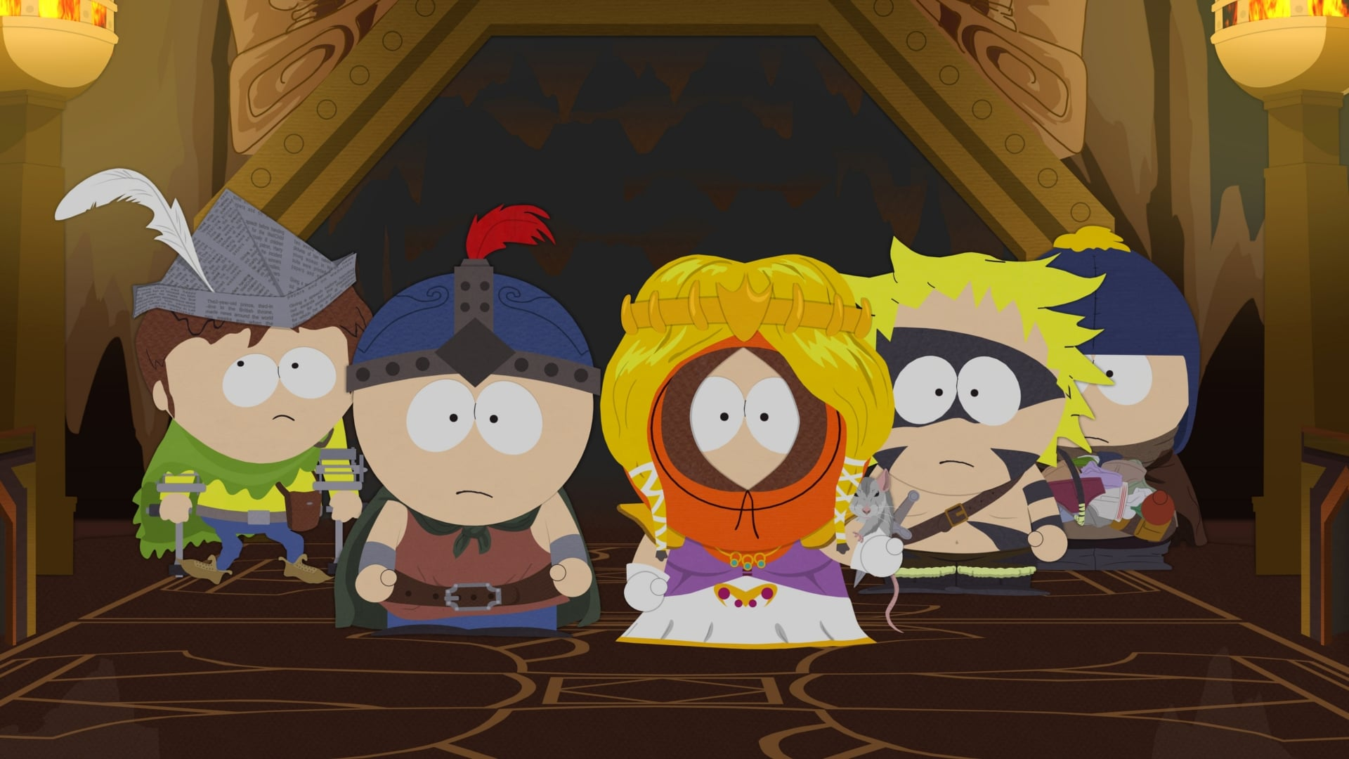 South Park Season 17 :Episode 8  A Song of Ass and Fire