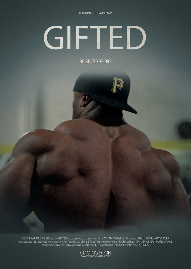 Gifted - The Documentary (2018)