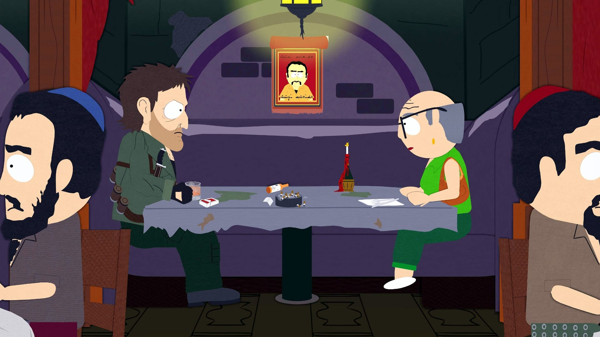 South Park Season 9 :Episode 10  Follow That Egg