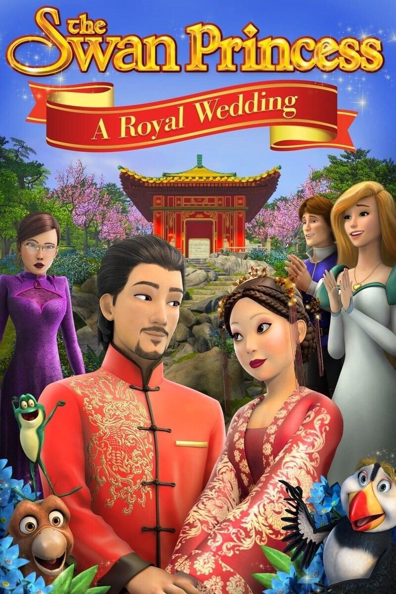 La princesa Cisne: una boda real en Megadede