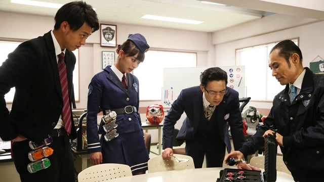 Kamen Rider Season 25 :Episode 34  Who Took Eisuke Tomari's Life?