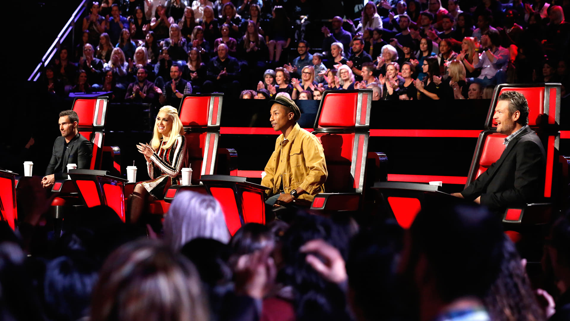 The Voice Season 9 :Episode 16  The Live Playoffs, Night 2