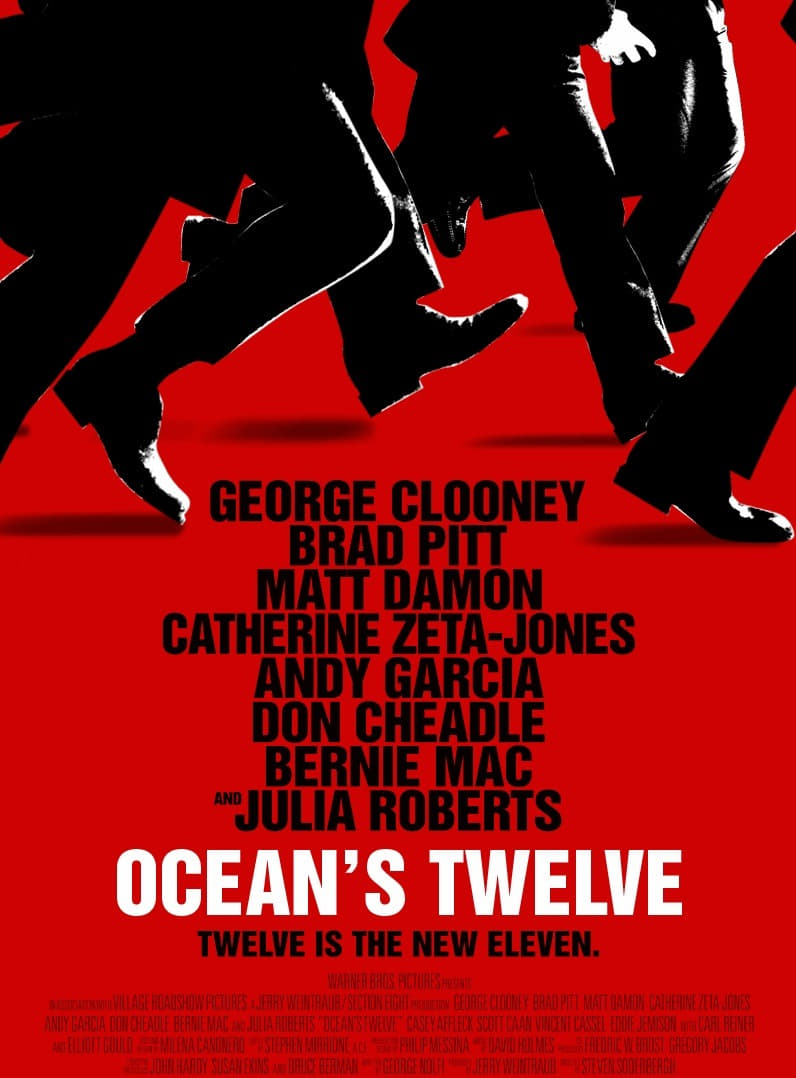 Oceans 12 Streaming