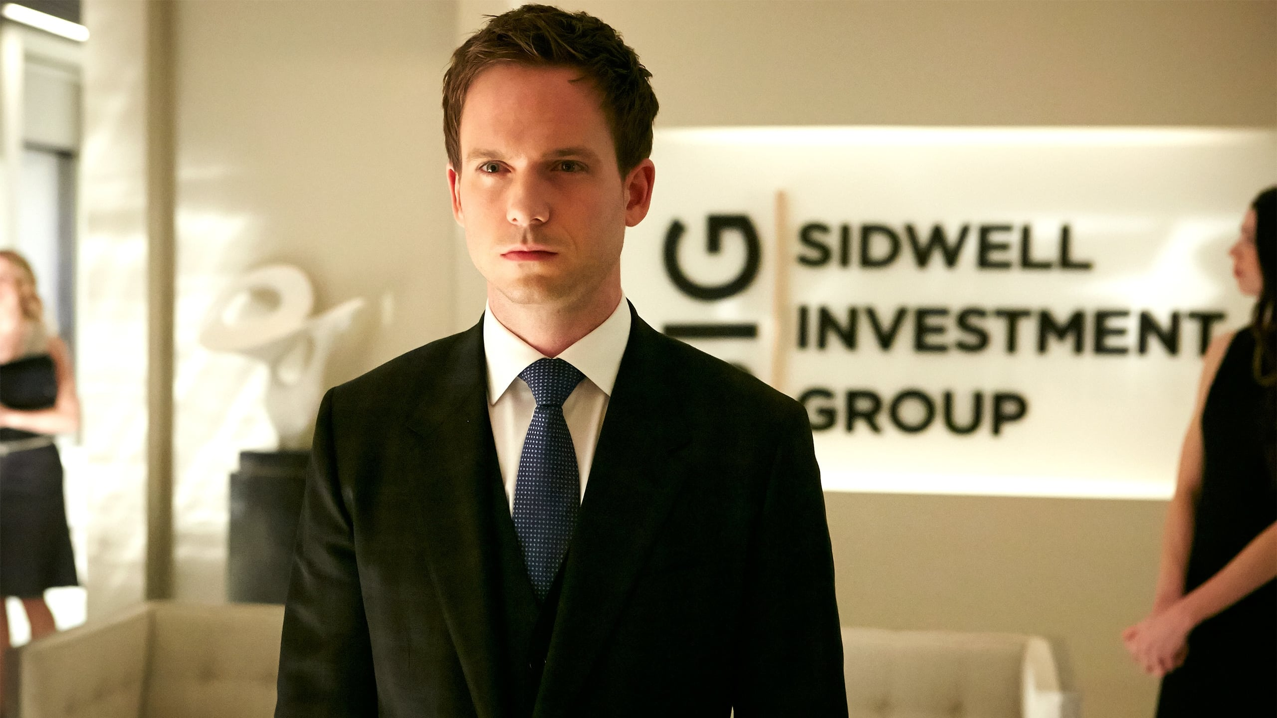 Suits - Season 4 Episode 1 : One-Two-Three Go...