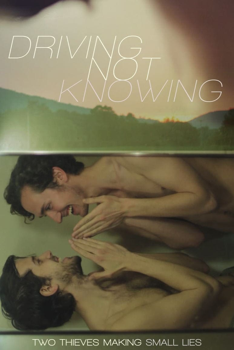 Driving Not Knowing (2015)