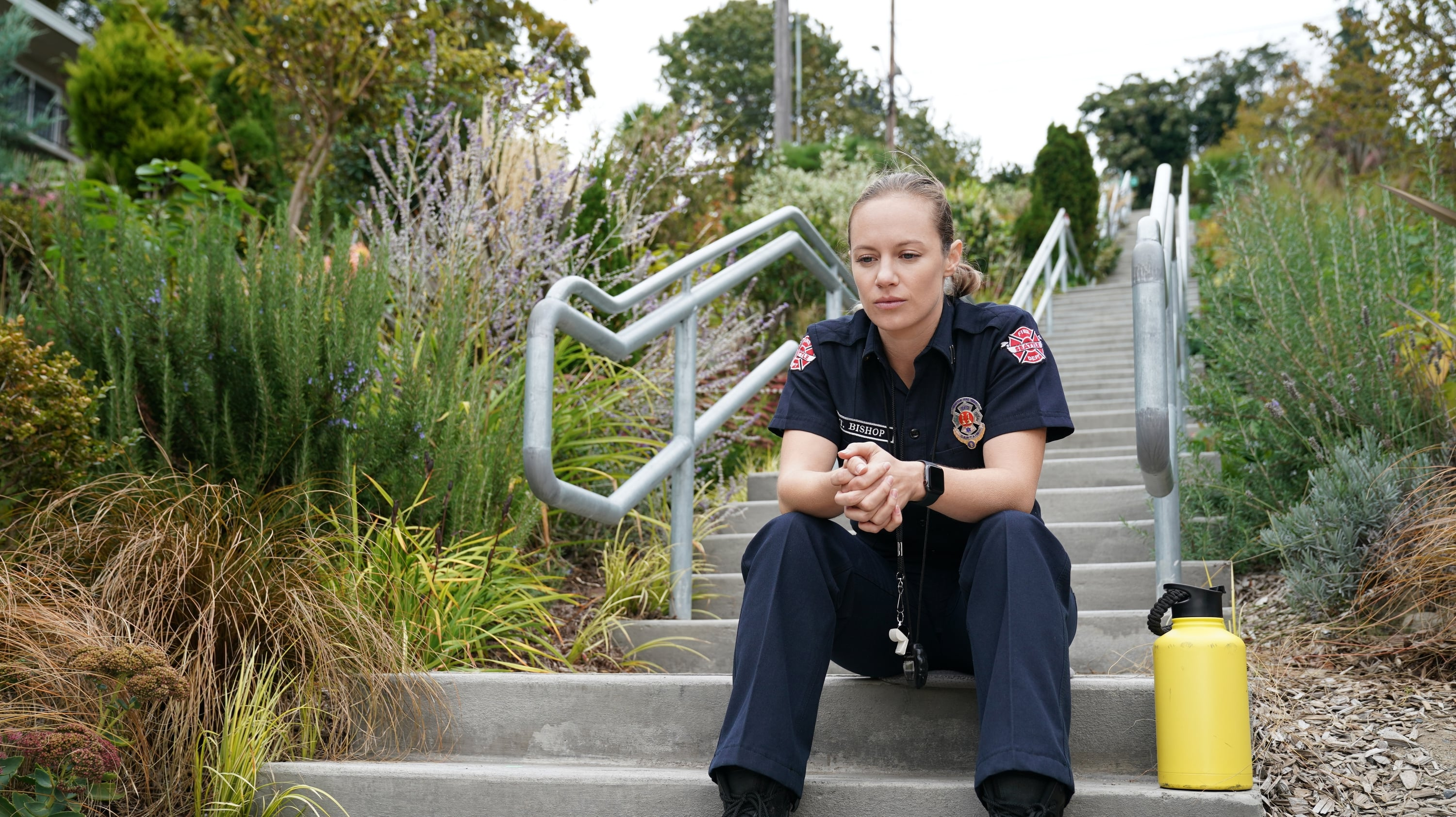 Station 19 - Season 3 Episode 5 : Into the Woods
