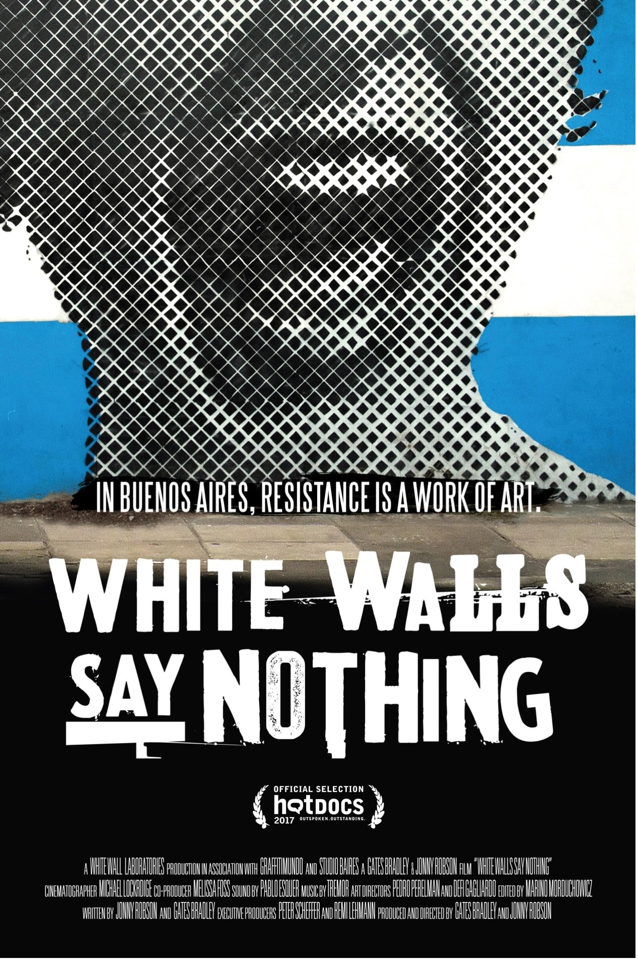White Walls Say Nothing