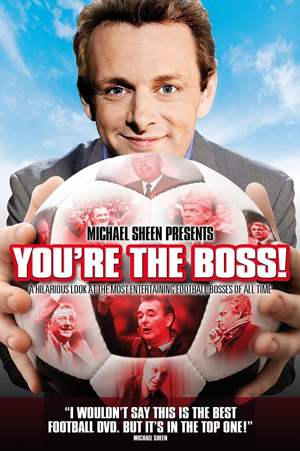 Ver Michael Sheen Presents – You're The Boss Online HD Español ()