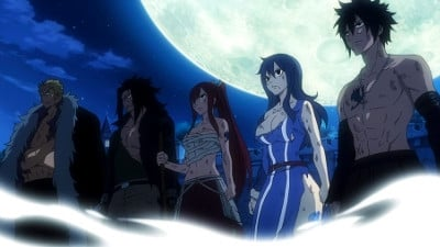 Fairy Tail Season 5 :Episode 14  Gloria